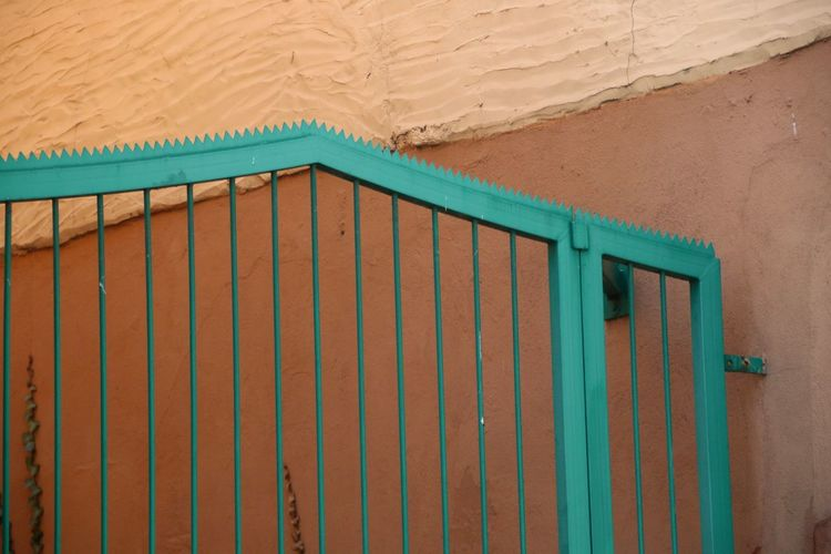 Colors😊 Iron Gate Green Gate Brown Wall EyeEm Selects