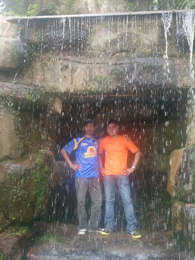 Air Terjun From The Rooftop