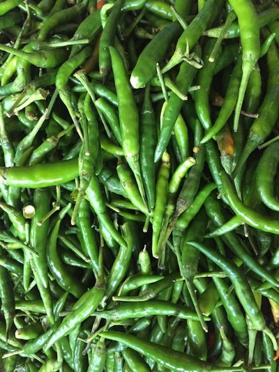 Green Color Vegetable Freshness Full Frame Food Healthy Eating Backgrounds Food And Drink Close-up No People For Sale Green Bean Large Group Of Objects Market Day Outdoors