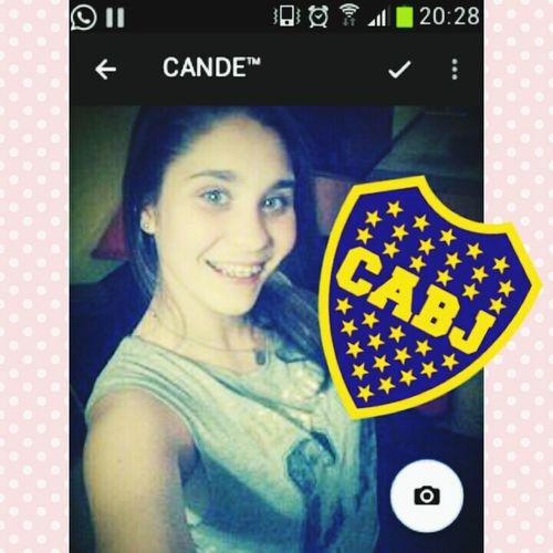 CANDELITA ES DE BOCAA :D les presento a la mejor fan d la galaxy Fan Boca Juniors N12 Messi Prohibidp Leprosos