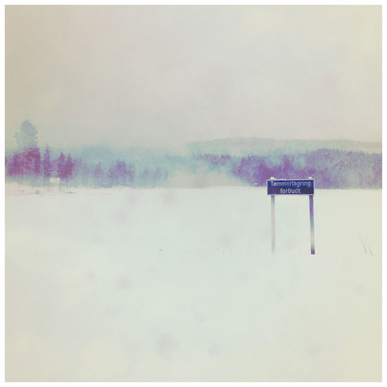 Winter Cold Frozen Lake Aquarell Iponeography Snow White Its Cold Outside Sweden Värmland is Not Warm Pastel Power Landscapes With WhiteWall Fine Art Photography Ice Age