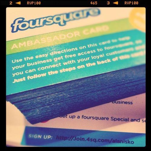 #4sq #foursquare Foursquare 4sq
