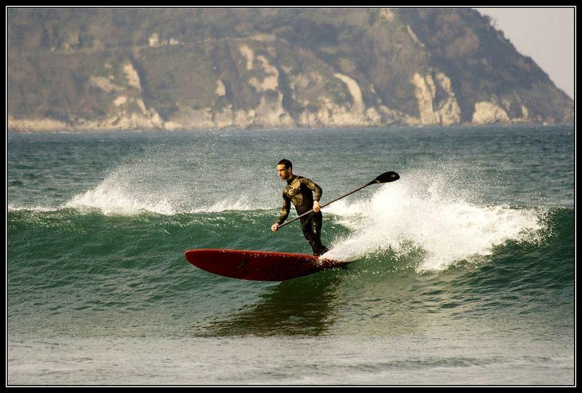 Seaside Oceanside Surfing Surf Relaxing Moments Relaxing Time Playa De Zarautz