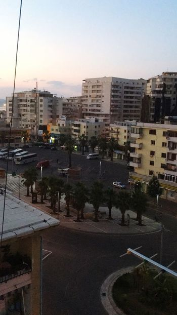 Goodmorning Neighborhood Calm Morning Relaxed And Happy PhonePhotography Durres Albania