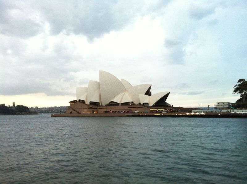 Photos of Sydney Opera House, Sydney, Australia 2012 Architecture Arts Culture And Entertainment Building Exterior Built Structure City Cloud - Sky Day Modern Nature No People Outdoors Sky Sydney Opera House Travel Destinations Water