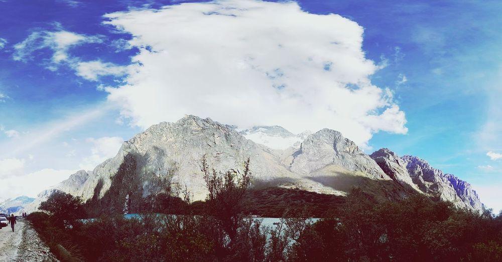 Llanganuco Huaraz-Perú Laguna Landscape #Nature #photography