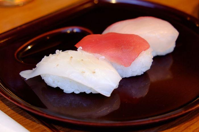 焼津グランドホテル Food Freshness Fujifilm Fujifilm X-E2 Fujifilm_xseries Japan Japan Photography Japanese Food Meal Sushi すし 寿司 焼津 焼津グランドホテル 鮨