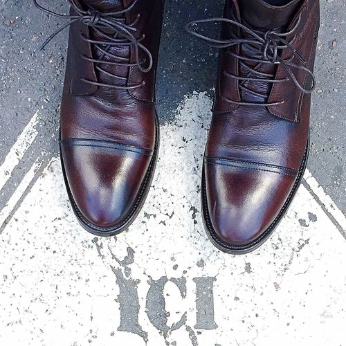 Shoes From My Point Of View From Where I Stand Paul Smith Street The Fashionist - 2015 EyeEm Awards