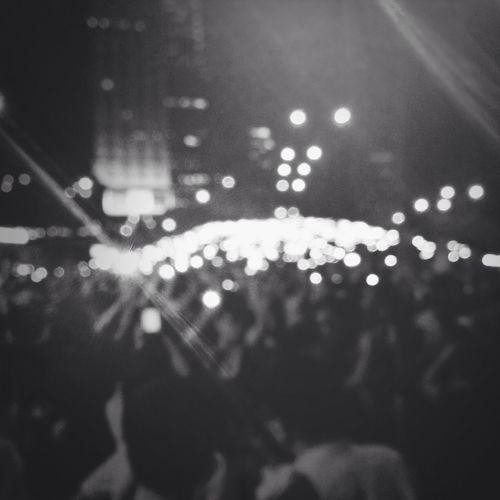 Boycott HongKong Admiralty Arch  我們在自由中守護和平 在和平中渴望自由 /