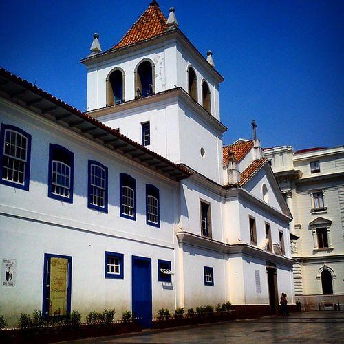 Pátio do colégio Museum Saopaulo Working Turismo Turistic