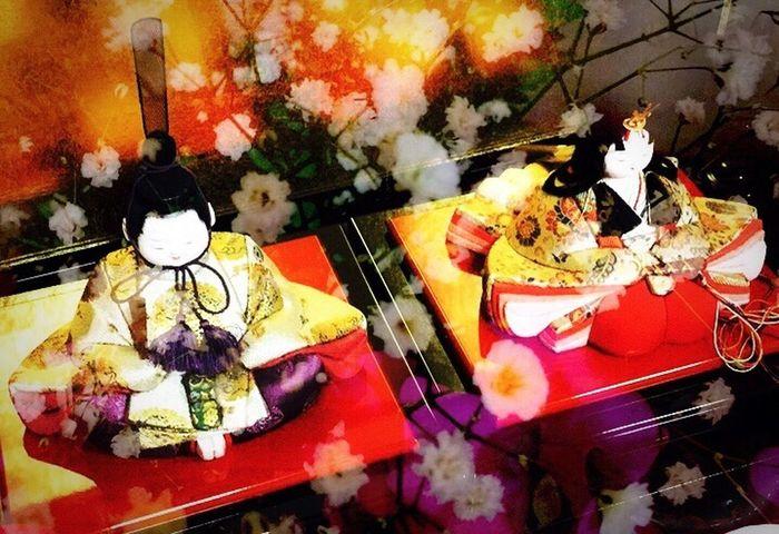 お約束… ひなまつり お雛様 Japanese Culture Asian Culture Double Exposure