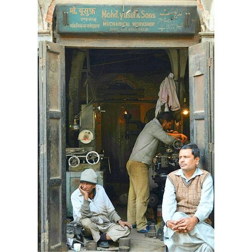 Mohd. Yusuf & sons, Mechanical workshop 3567, Lal Kuan, Delhi LalKuan Olddelhi Photogrid