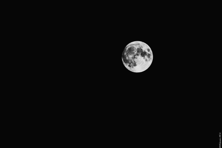 What A Beautiful Moon