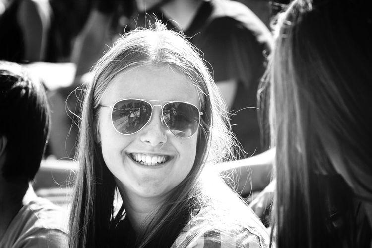Pannonian Challenge Girl Smile Sunglasses