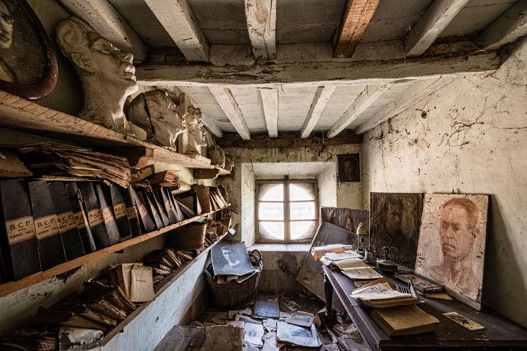 Abandoned Bad