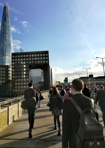 London Bridge London Shard London Brexit Friday Work Life Politics And Government Military City Riot Politics Army Soldier Army War Men Marching