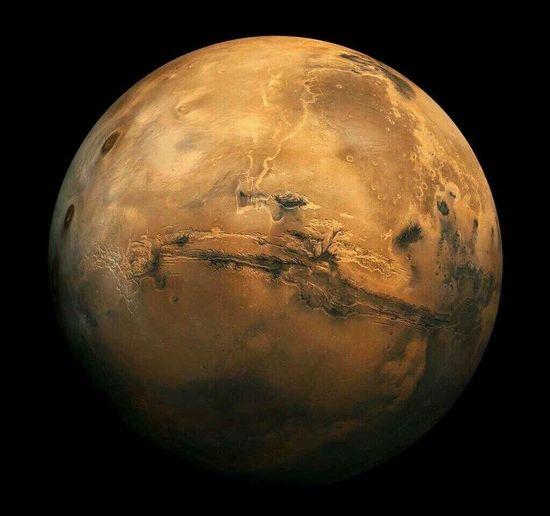 Marte Planets Planeta