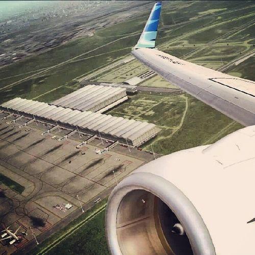 HORAS! From Medan's new airport ( Kuala Namu) Fsimx