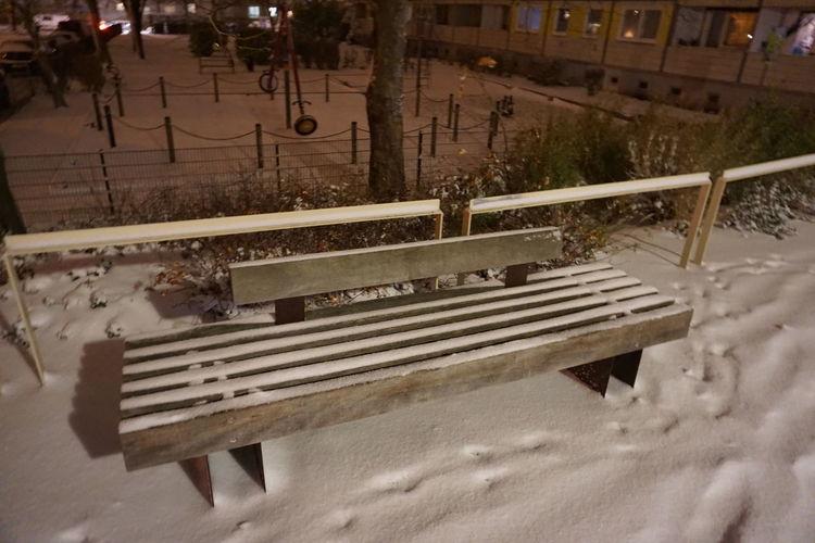Bench Seat High