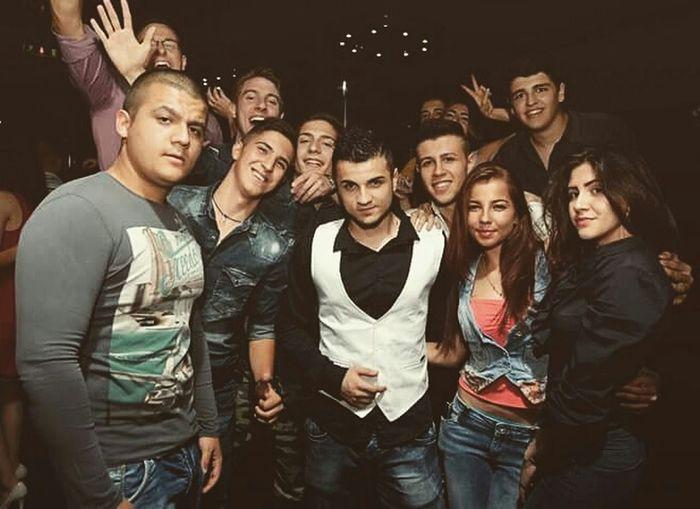 Friends Party! Nosleep