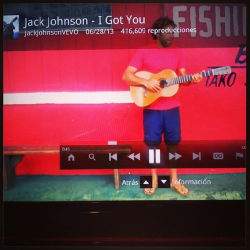 IGotYou Jackjohnson Youtube Chile