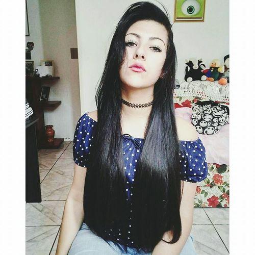 Blackhair Longhair♥ Cute Girl Modelgirl Pretty Girl Sexygirl Lookingup Instagrammer Thats Me ♥ LoveLife❤️