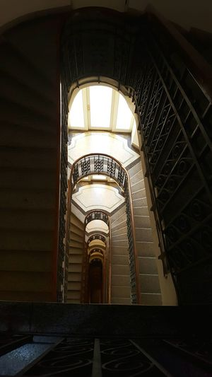 A Bird's Eye View Stairs Palace Steps Steps And Staircases Oval Pivotal Ideas Up And Down Light And Shadow Praha Dramatic Angles