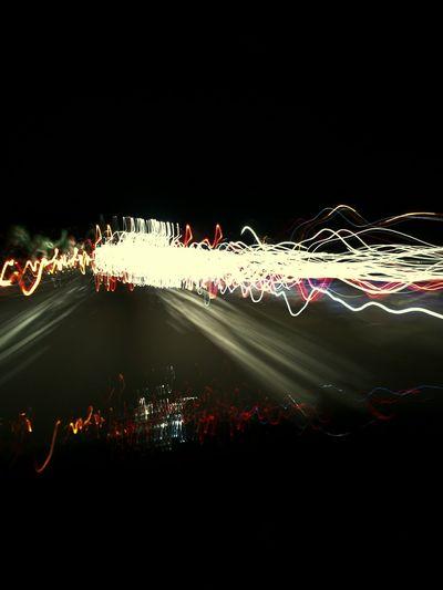 Life Lines Chaotic Hustlebustle Energy