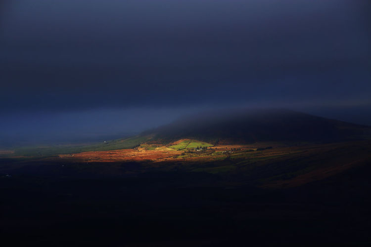 Interesting light, fog and cloud over County Mayo, Ireland , Background , Fog Interesting Light, Fog And Cloud Over County Mayo, Nephin Mountain Ireland Mayo Morning Beauty In Nature Cloud - Sky Clouds Foggy, Landscape, Background, Fog, Beautiful, Nature, Tree, Forest, Morning, Autumn, Mountain, Mist, Natural, Travel, Season, Outdoor, View, Sunrise, Park, Rural, Scenic, Green, Summer, Colorful, Leaf, Grass, Sun, Tourism, Field, Cloud, Scenery, Village,  Landscape Landscapes Misty Morning Nature Night No People Outdoors Scenics Seascape Sky Skyscraper