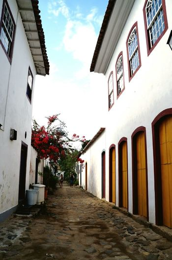 EyeEm Selects Travel Destinations Day Flower Architecture Vacations Brasil ♥ Paraty - RJ