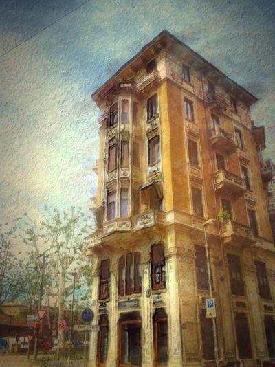 This town 3 Cityscapes NEM Architecture NEM Painterly
