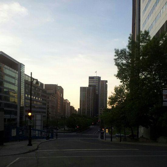 Goodmorning Montréal Nofilter