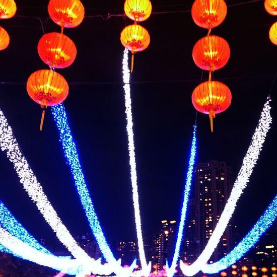 Lantern String Tai Hang Firedragondance 137th Tin Hau Fire Dragon Firedragon Tin Hua Tradition Lights