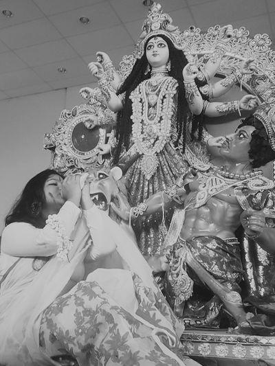 Celebration People Festival Hinduism Hindu Culture Hindufestival Durga Puja 2017 Festive Mood Durgapuja Doshomi Bijoyadashami Melbourne EyeEm Best Shots Enjoying Life WeekOnEyeEm EyeEm Selects Woman Portrait Womanpower Puja The Week On EyeEm EyeEm Gallery Lovelife Eyeemmarket
