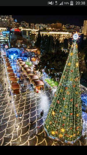 Baku yeni yil
