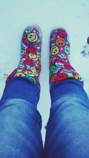 Snow ❄ Winter Boots