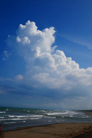 summer Cloud -