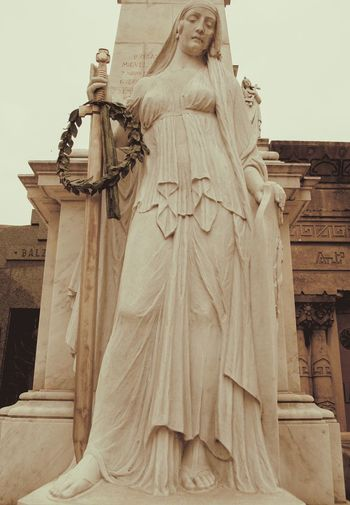 Recoleta Cemetery Argentina Photography Argentina Statue
