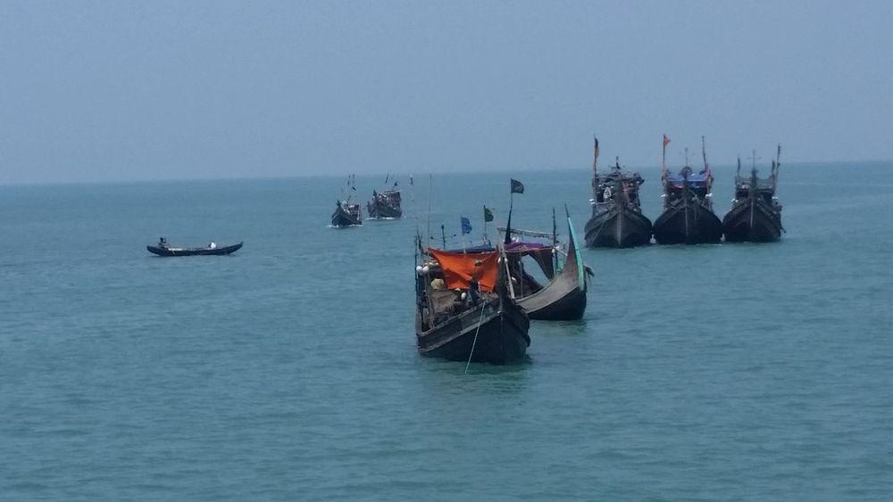 Abundance Bangladesh Bayofbengal Collection Cox's Bazar Escapism Freedom Freelance Life Full Frame Green Journey No People Noedit Nofilter Nofilter#noedit Outdoors Recreational Pursuit Saintmartinisland Sea Vacations
