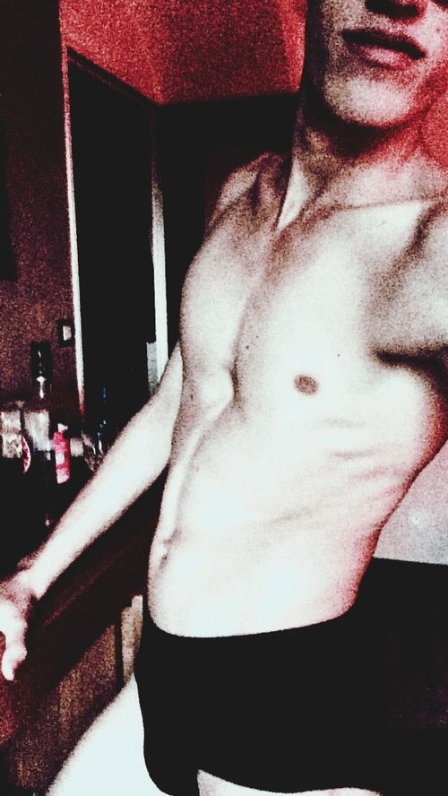 Gay Muscles Abs