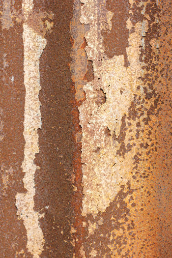 Rusty steel plate The time has come naturally. Rusty Steel Textured Abstract Architecture Backgrounds Brown Built Structure Close-up Concrete Damaged Decline Deterioration Full Frame No People Obsolete Old Pattern Rough Run-down Rusty Rusty Steel Plate Textured  Wall Wall - Building Feature Weathered