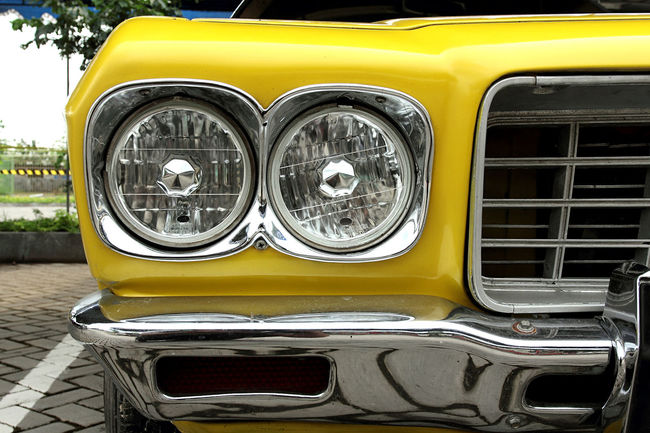 Twin eye on yellow lady car Art Photography Fotografia Abstract Minimalism Minimalist Photography  Image Fotografi Stockphoto Minimalist Photography  Photographer Stockphotography Streetphotography Photo Design Car Front View Mode Of Transport Transportation Texture Designer  Photography Eyeemphotography Outdoors