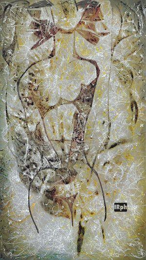 Woman and fish Abstract Woman Fish Idir Reggai