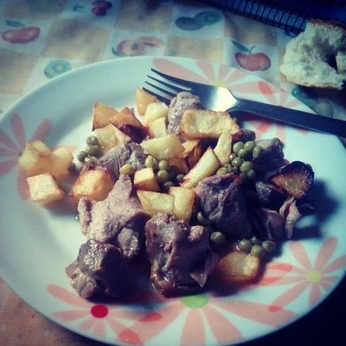 Que hambre Eat Ate Comida CarneGuisada carne instagram