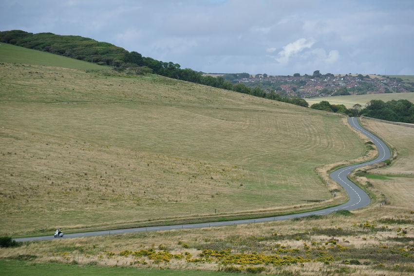 Seven Sisters England, UK Birling Gap Nature Landscape Travel Destinations Outdoors Hit The Road
