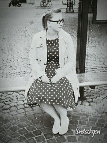 Mädchenkram - me Perfect Style Enjoying Life 50er Style Dots Rockabilly Pumps ♥ Dress Kleid Glücklich ☺️ Party Girls Power Ausgehen 👸👑💄💎💋 Girls
