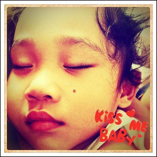 ••••••••••••••••• Keep calm and Kiss me baby. *buraw ang bata. Dec30