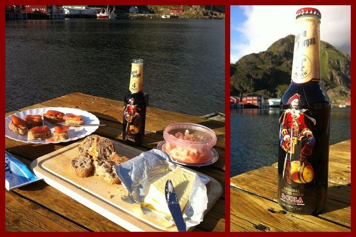 Cheers From Norway Lofoten Apéro