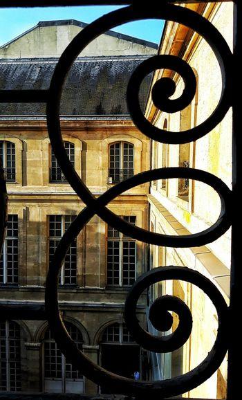 Architecture Window Building Exterior City Maraisdistrict Marais Paris Museum Musee Carnavalet Cour  Lepeletier