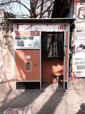 Photobox Photobooth My Fuckin Berlin